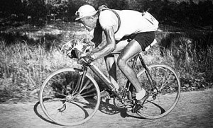 Albert Bourlon y sus 253 kilómetros en solitario
