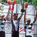Patricio Almonacid ganó la Vuelta Ciclista Internacional al Maule