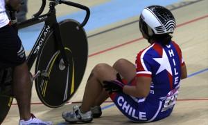 Irene Aravena, habría dado doping positivo
