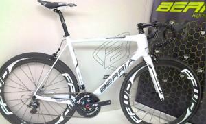 PinoRoad usará bicicletas Berria Belador 2.0 sl