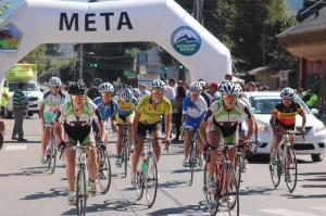 Chilenas en el II Tour Femenino de San Luis