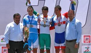 Chile ganó el Campeonato Panamericano de Ruta