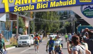 1° Aniversario Club Scuola Bici Mahuida