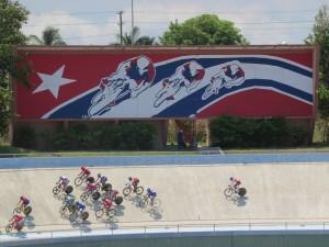 Selección de Chile en la Copa Cuba de Pista