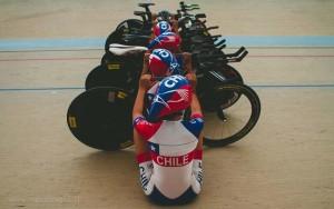 Chile sale al Velódromo de Milton Cisco en Toronto