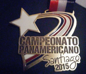 XXXI Panamericano de Pista Elite