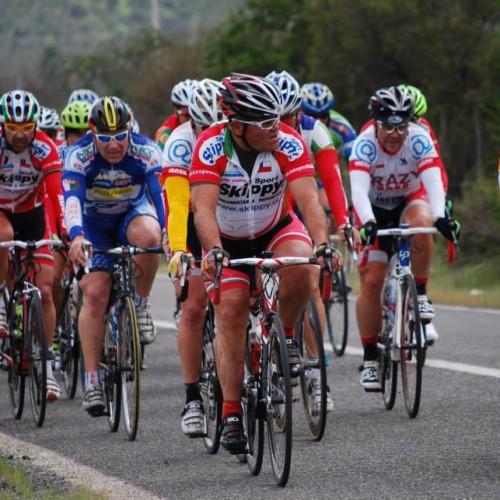 Nacional de Ciclismo Laboral en María Pinto