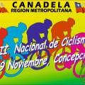 Nacional de Ciclismo Laboral en la comuna de Arauco, Región del Bío Bío