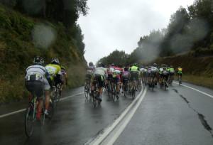 Lluvias añaden dificultad a la ruta de Chiloe