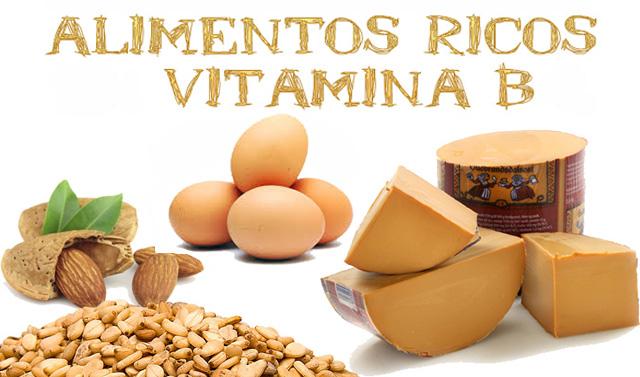 Alimentos-vitamina-B