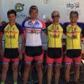 Team Chiloé obtiene medalla de oro en campeonato nacional