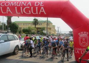 Resultados generales de la 1era vuelta de ciclismo Cabildo – La Ligua