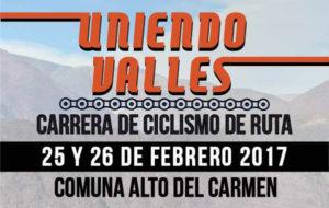 """Primera Vuelta """"Uniendo Valles"""" en la región de Atacama"""