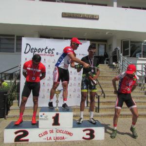Resultados gran premio 58 aniversario del club de ciclismo La Ligua