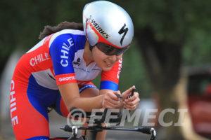 Chile en tercer lugar del medallero en el Panamericano Junior de Ciclismo