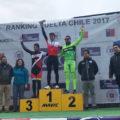Accidentada III fecha del ranking clasificatorio para la Vuelta a Chile