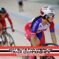 Plata y Bronce en el ultimo Campeonato Panamericano de Pista