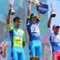 Cesar Paredes de Colombia conquista la Vuelta Chile 2017 y Miranda la última etapa