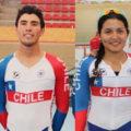 Villalón, Muñoz, Cabrera y Cornejo estarán presente en el EPM INDER Medellín de Pista