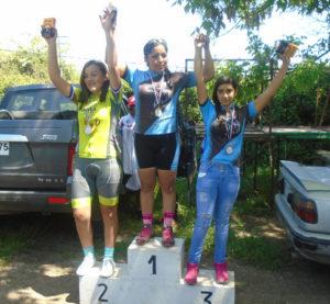 Resultados circuito la Peña de la comuna de Nogales
