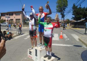 Resultados circuito Baquedano en Quilpué
