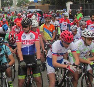 100 km de ruta en la 8v fecha del campeonato en la Quinta Región