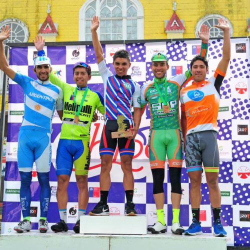 Matías Arriagada campeón de la tercera versión Vuelta Ciclista a Chiloé 2018