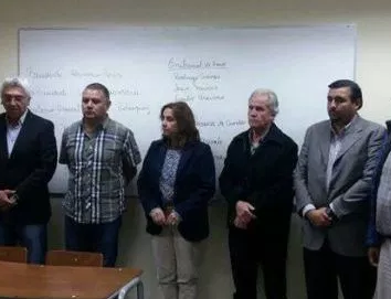Declaraciones de Germain Pérez, presidente electo de la Fecichile