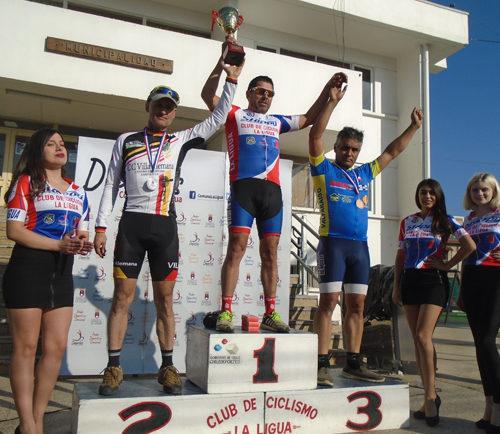 Resultados circuito Las Chacarillas de la Ligua