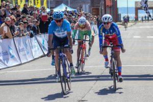 Óscar Sevilla se mantiene líder de la Vuelta Chiloé