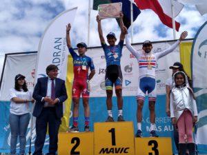 La primera etapa de la Vuelta Chiloé fue para Brasil