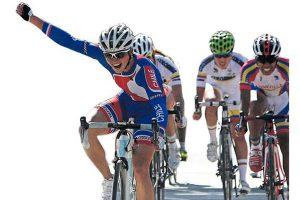 """Paola Muñoz: """"Me están agrediendo los mismos deportistas, los ciclistas"""""""
