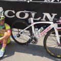 """Paola Muñoz: """"Hoy mi foco es hacer historia en el Giro de Italia"""""""