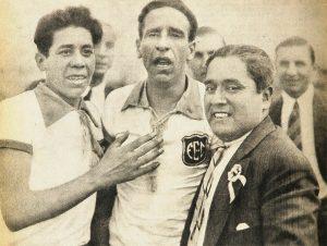 Chile en el primer Sudamericano de Ciclismo